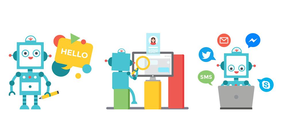 Chatbots – Wenn Maschinen sprechen lernen