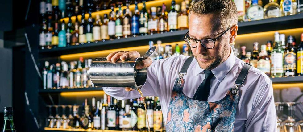 Cocktail-Experience mit Dirk Hany