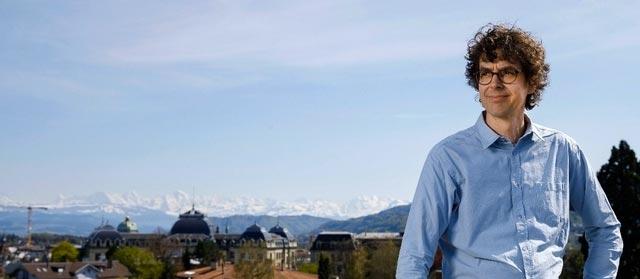 Gespräch mit dem Klimaforscher Stefan Brönnimann